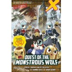 X-VENTURE GAA 15: QUEST OF THE MENSTROUS WOLF