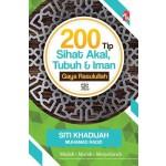 200 TIP SIHAT AKAL, TUBUH & IMAN GAYA RASULULLAH