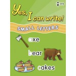 Yes, I Can Write Small Letters