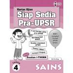 Primary 4 Kertas Ujian Siap Sedia Pra-UPSR Sains
