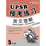 五年级UPSR预考练习英文理解
