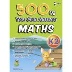K2 Maths 500 Qs You Can Answer