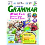 GRAMMAR MADE EASY THROUGH COMICS DIAGRAMS & GAMES