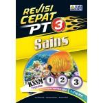 Tingkatan 1-3 Revisi Cepat PT3 Sains