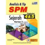 TINGKATAN 4-5 ANALISIS & TIP SPM SEJARAH (KERTAS 3)