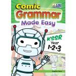Tahun 1-3 Comic Grammar Made Easy