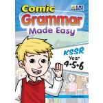 Tahun 4-6 Comic Grammar Made Easy