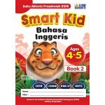 SMART KID BAHASA INGGERIS BOOK 2(AGES 4-5)