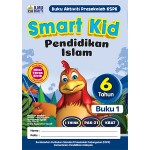 SMART KID PENDIDIKAN ISLAM BUKU 1(6 TAHUN)