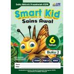 SMART KID SAINS AWAL BUKU 2(6 TAHUN)