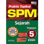 TINGKATAN 5 PRAKTIS TOPIKAL SPM SEJARAH