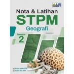 NOTA & LATIHAN STPM GEOGRAFI SEM 2 '21