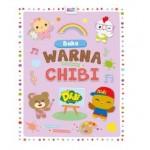 DIDI & FRIENDS : BUKU WARNA CHIBI