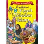 KOLEKSI 8 KISAH TELADAN ISLAMKULIT NIPIS