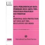 AKTA PERLINDUNGAN DATA PERIBADI 2010 (AKTA 709)