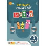 KIDS'PLANET:GET READY PRI ONE MAT 3