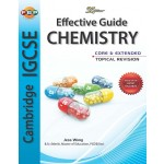 Cambridge IGCSE: Effective Guide Chemistry Core & Extended Topical Revision
