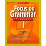 Book 1 Focus On Grammar Workbook