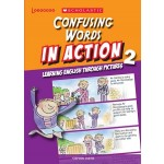 Book2  In Action Through Pictures Confusing Words