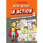 Book1  In Action Through Pictures New Words