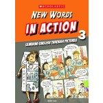 Book2  In Action Through Pictures New Words