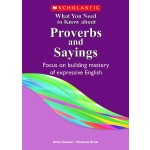 What U Need To Know About-Proverbs&Sayings