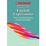What U Need To Know About-English Expressions