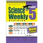 P5 Science Weekly Revision-New Syllabus