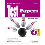 P4 About English Test Papers