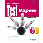 P6 About English Test Papers