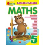 P5 Maths Lesson by Lesson