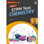 PRE-U STPM CHEMISTRY TERM 3
