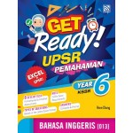 Tahun 6 Get Ready! UPSR English(Paper 1)