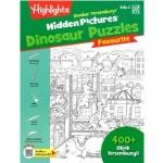 HIDDEN PICTURES DINOSAUR PUZZLES BOOK 2