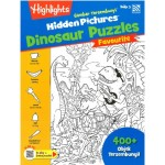 HIDDEN PICTURES DINOSAUR PUZZLES BOOK 3