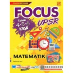 UPSR Focus SK Matematik
