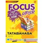 UPSR Focus SK Tatabahasa