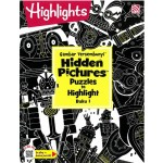HIDDEN PIC PUZZLES HIGHLIGHT V1(BI-BM)19