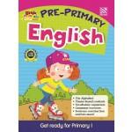 PRE-PRIMARY BRIGHT KIDS - ENGLISH