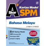 SKOR A+ KERTAS MODEL SPM BAHASA MELAYU