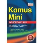 KAMUS MINI (INGGERIS-MELAYU) 2ED *2013