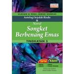 Tingkatan 5 USJ KOMSAS Antologi Sejadah Rindu & Novel Songket Berbenang Emas