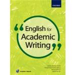 ENGLISH FOR ACADEMIC WRITING