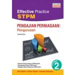 Penggal 2 Effective Practice Pengajian Perniagaan