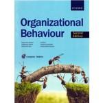 ORGANIZATIONAL BEHAVIOUR SECOND EDITION