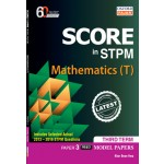 3rd Term Score in  STPM Mathematics T