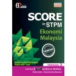 Penggal 3 Score in STPM Ekonomi Malaysia