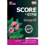 Penggal 3 Score in STPM Geografi