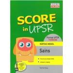 UPSR Score in Kertas Model Sains