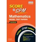 SCORE IN SPM MOD TEST PP MATHS '19